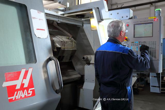 Haas Repairs
